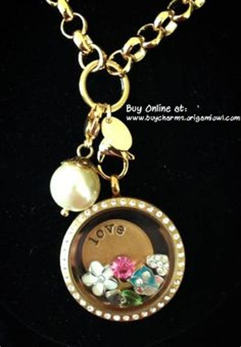 origami owl large gold locket with crystals 1000 images about favorite jewelry on origami