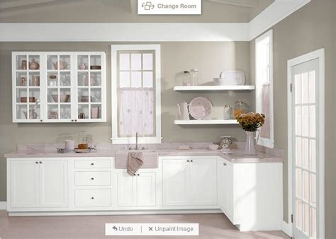 behr paint colors kitchen cabinets behr castle path and white for cabinets home
