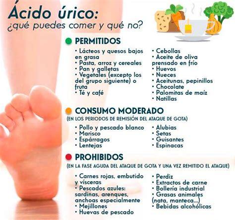 alimentos para combatir el acido urico es 191 c 243 mo combatir el 225 cido 250 rico cubacoopera