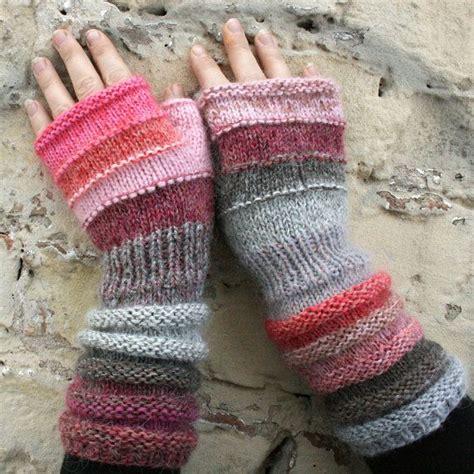 how to knit wrist warmers 797 b 228 sta bilderna om votter p 229 fair isles