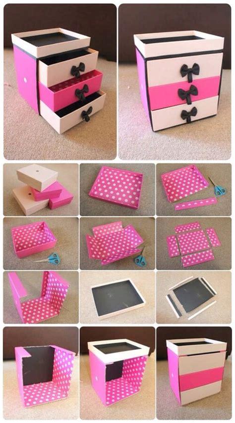 box crafts for storage box craft diy crafts