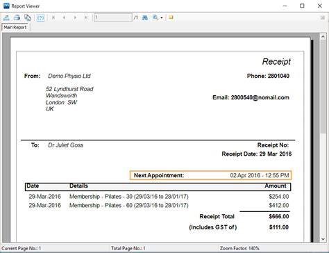 doc 707427 sales receipt template word invoice template
