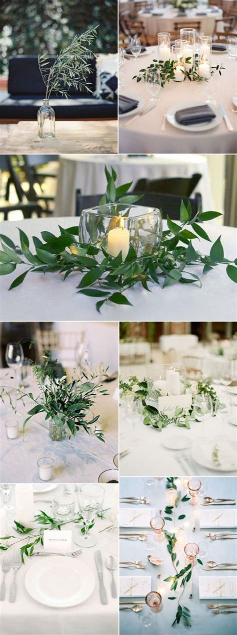 banquet centerpieces for tables 25 best ideas about reception table decorations on