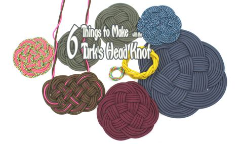turks bead 6 things you can do with a s knot paracord planet