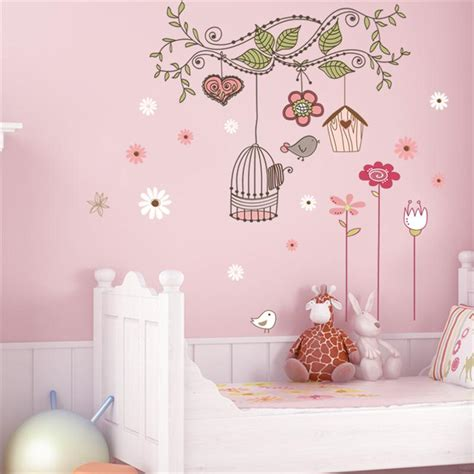 wall stickers baby room aliexpress buy peel and stick wall decals pvc wall