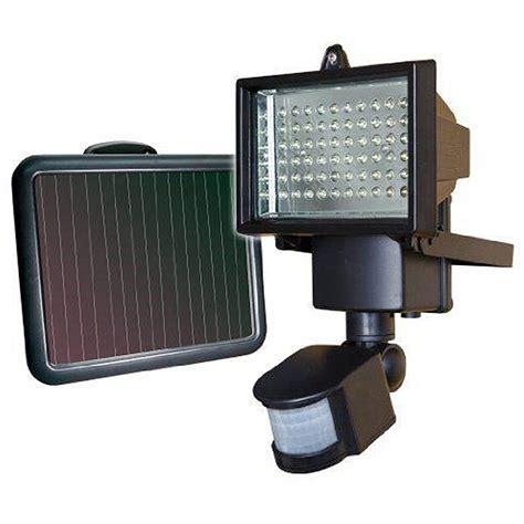 led solar flood light solar flood light outdoor security light pir sensor 60