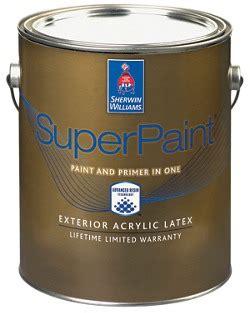 acrylic paint exterior superpaint 174 exterior acrylic paint homeowners