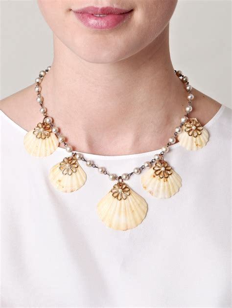 how to make jewelry from seashells 120 best seashell jewelry images on seashell