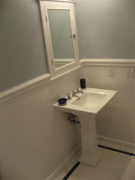 bathroom chair rail ideas 1 a bathroom projects part 1 ceramic tile advice forums bridge ceramic tile