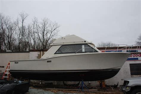 chris craft project boats for sale 30 chris craft hunt tournament project boat the