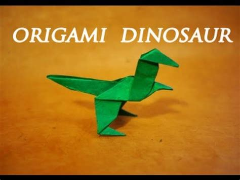 how to make origami dinosaur triceratops how to make an easy origami dinosaur