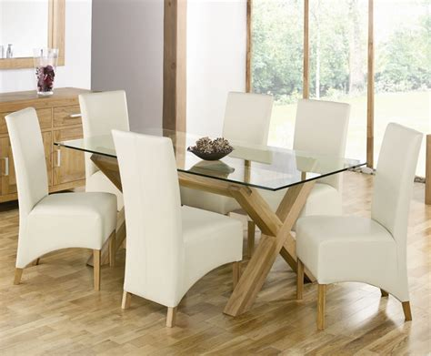 glass top dining room table sets depiction of all glass dining table luxurious set for