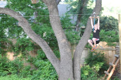zipline for backyard backyard zip line ideas pdf