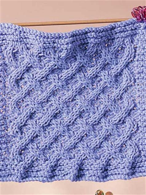 knit home free classic knitting patterns for the home weaving