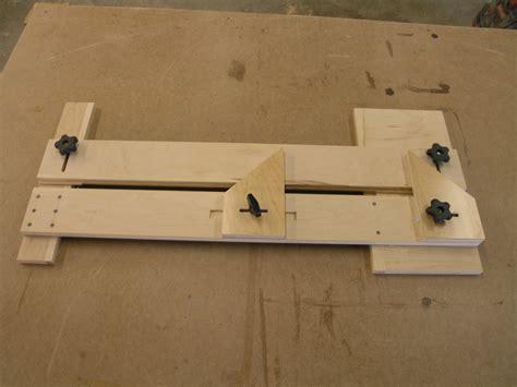 dado woodworking dan s exact width dado jig the wood whisperer