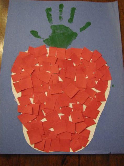 apple craft for apple craft handprint crafts