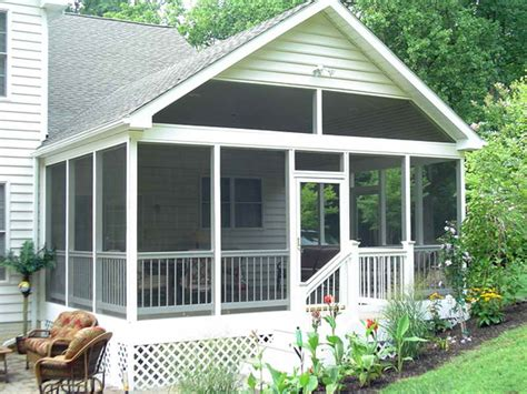 house plans with screened porch screened porch building plans