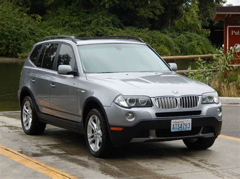 2007 Bmw X3 3 0si 2007 bmw x3 3 0si awd 4dr suv in kenmore wa seattle