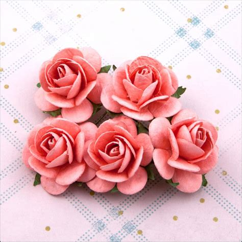 roses paper craft craft maniacs beautiful paper roses