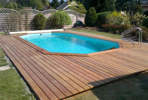 fabrication et installation de piscines en bois enterr 233 es arizona pool jura 39