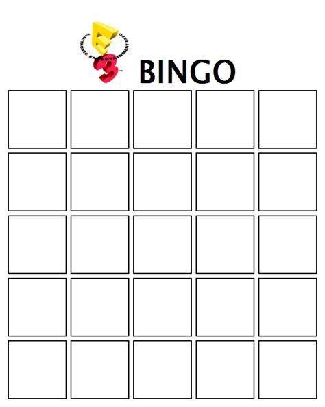 free make your own bingo cards search results for free blank bingo card templates