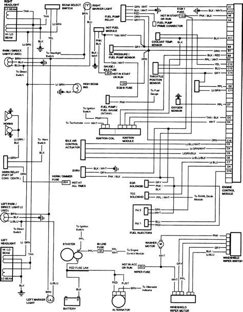 1997 chevrolet p30 wiring diagram chevrolet auto wiring diagram i need chevrolet p30 chassis wiring diagrams which i expected to be available and they are not
