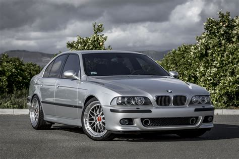Bmw Bmw by The Bmw E39 M5 Is An Epitome Of Clean And