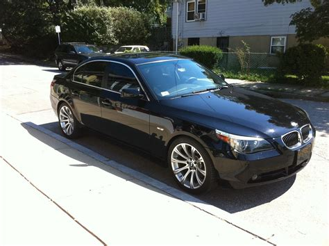 2007 Bmw 550i Specs by Bmw 5 Series 550i 2007 Auto Images And Specification