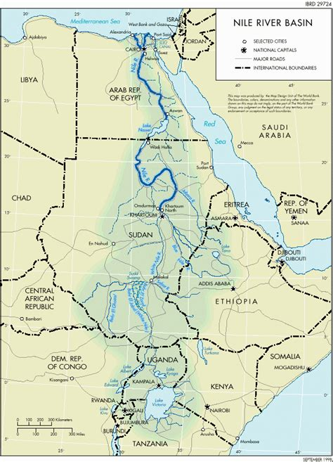 the nile history of africa class resources