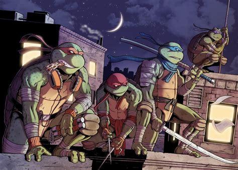 Trailer e data di uscita per Teenage Mutant Ninja Turtles