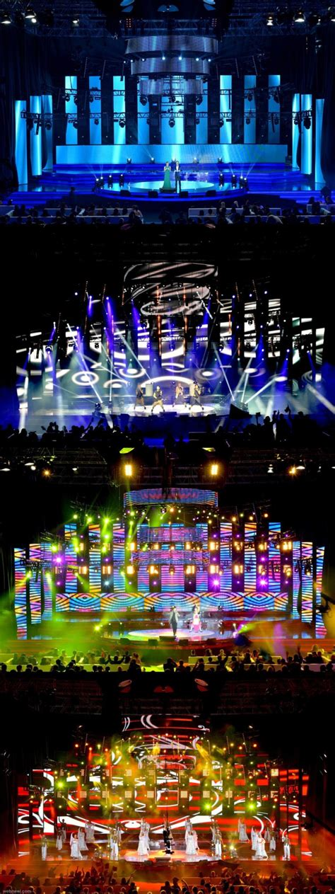 stage design for 25 creative and beautiful stage design exles from