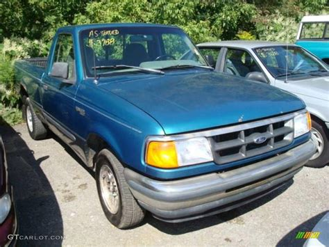 1993 Ford Ranger by 1993 Ford Ranger Color Codes