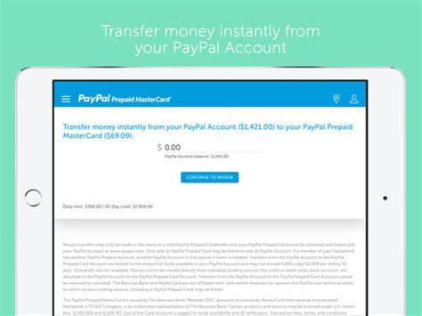 can you make a paypal with a prepaid card paypal prepaid apprecs