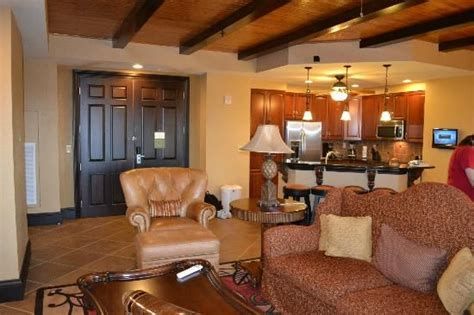 Wyndham Bonnet Creek 3 Bedroom Deluxe by 3 Bedroom Presidential Bonnet Creek Kitchen Picture Of
