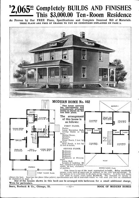 American Foursquare House Plans what scary noise is my home making