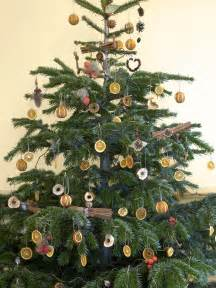 nature ornaments for tree tree decorations easy crafts and