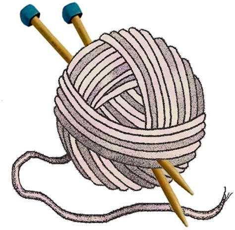 Artbyjean Paper Crafts Knitting Woold With Wood Needles