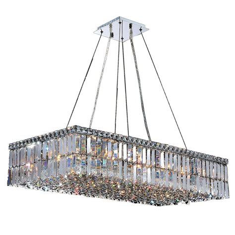 chrome and chandeliers worldwide lighting cascade collection 16 light polished