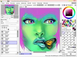 paint tool sai zoom out paint tool sai ver 2 2017 plus keygen is here