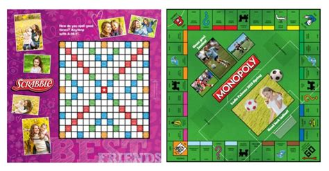 scrabble monopoly personalized monopoly scrabble only 19 50