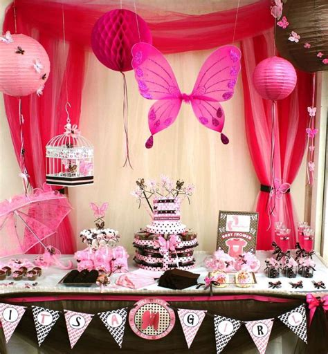 Home Decorating Parties 35 adorable butterfly baby shower ideas