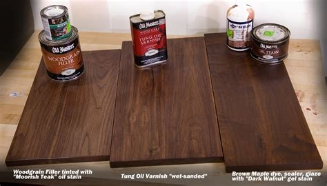 best woodworking 3 tricks for a beautiful walnut wood finish woodworkers