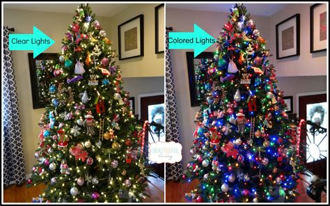 decorated trees with multicolor lights decorated trees with multicolor lights 28 images