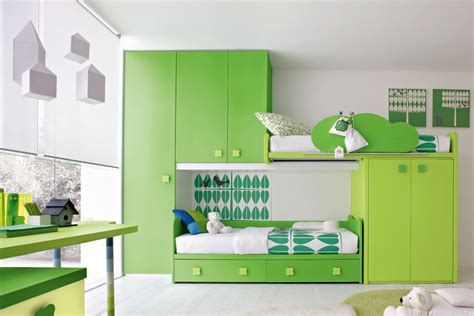 contemporary green bedroom by stemik living digsdigs