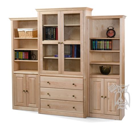 bookcase with doors and drawers doors enchanting bookcases with doors ideas bookcases