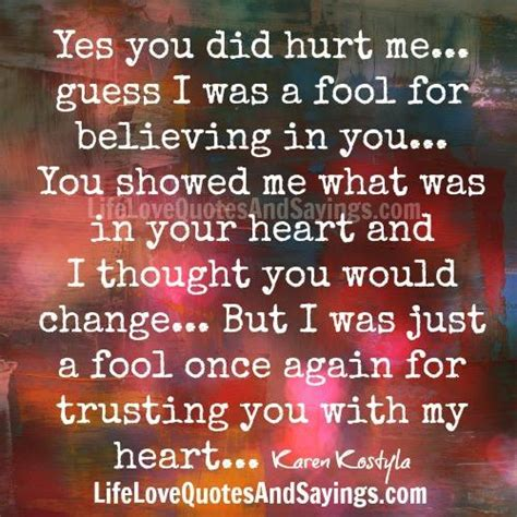 do hurt why did you hurt me quotes quotesgram