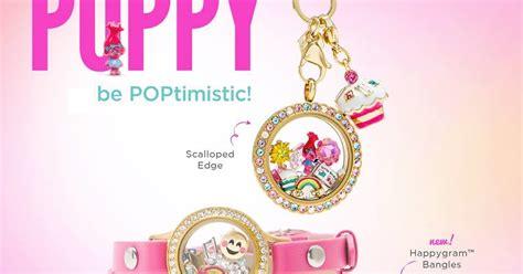 origami owl cupcake charm origami owl living locket bracelet with poppy troll charm