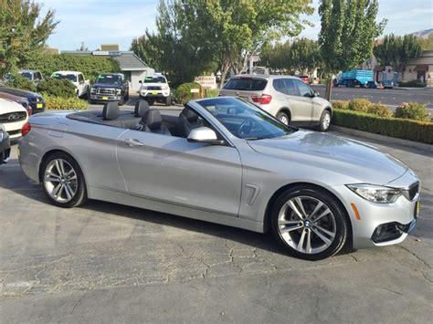 Bmw Hardtop Convertible by 2016 Bmw 428i Hardtop Convertible With Sport Package San