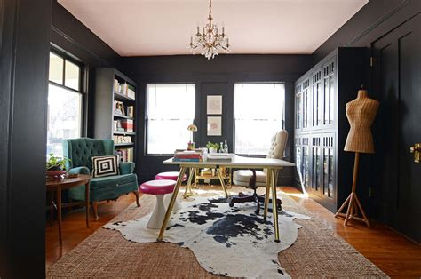 eclectic home designs 31 great eclectic home office design ideas