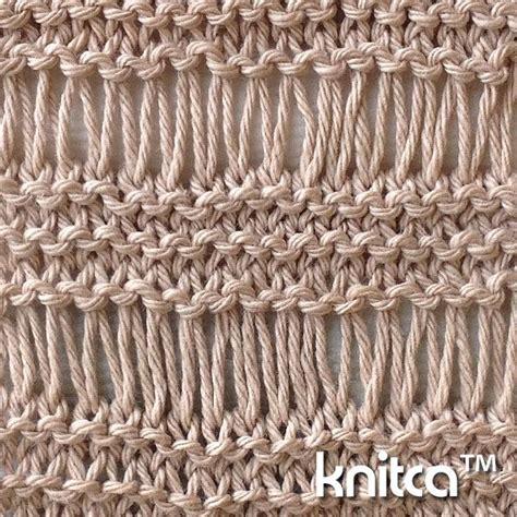 free drop stitch knitting patterns 25 best ideas about lace knitting stitches on
